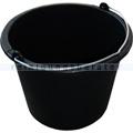 Kunststoffeimer Nölle, Baueimer schwarz 20 L