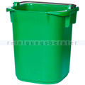 Kunststoffeimer Rubbermaid Hygen grün 5 L