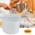 Kunststoffeinsatz für Sauna Aufgusseimer 5 L