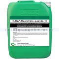 Lackentferner für Fassaden ILKA Rapid bio pastös III 10 kg