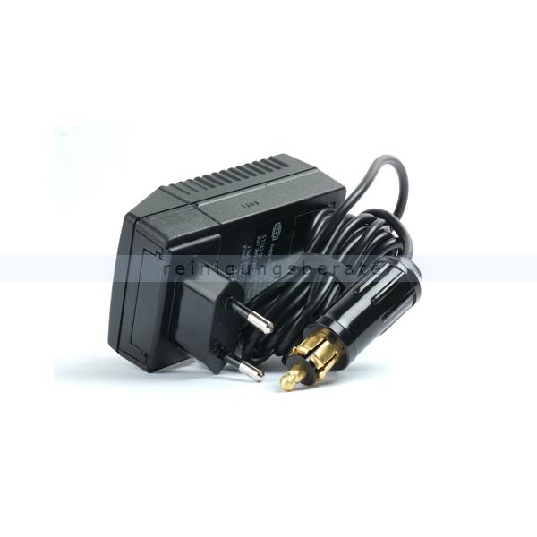 CaddyClean STK002950 Ladegerät für NiHM Batterie 12 VDC EU geeignet für Maschine mit NiHM Batterie 4000 mAh