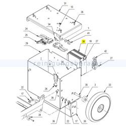 Ladegerät Fimap Genie B 12V 8A