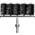 Zusatzbild Lamellenreiniger Lewi QLEEN Bürstenträger und Bürste 80 mm