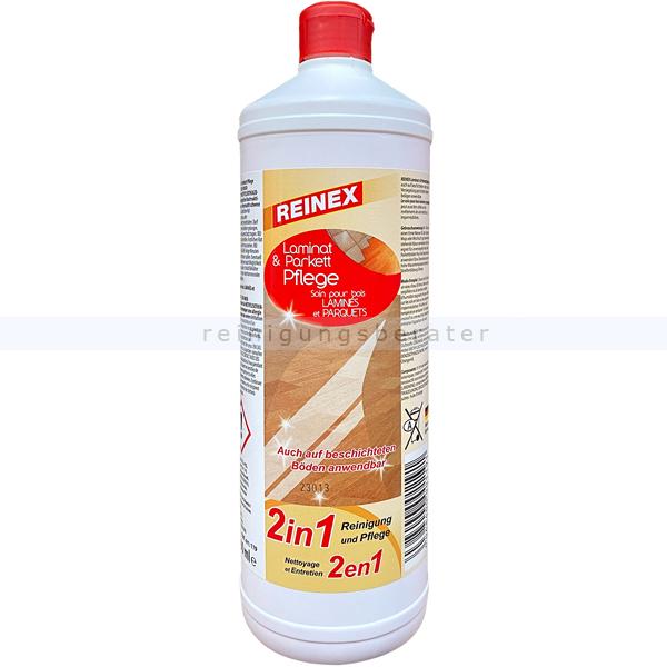 Laminatreiniger Reinex Laminat & Parkettpflege 2 in 1 1 L Reinigung und Pflege in einem 119 / 540