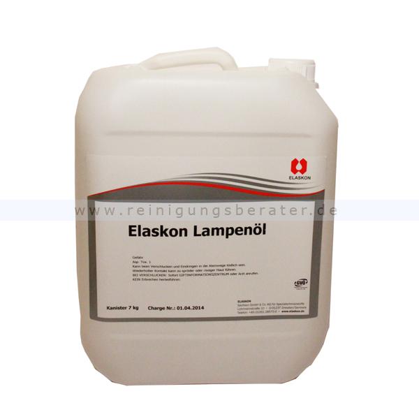 Lampenöl ELASKON 7 kg geruchneutrales Lampenöl für Innen und Außen 30224152