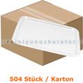 Lebensmittelschalen Deckel Stapelbehälter 504 Stück