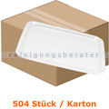 Lebensmittelschalen Deckel Stapelbehälter 720 Stück