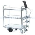 Leiterwagen Serie 200, max. 300 kg mit 3 Etagen