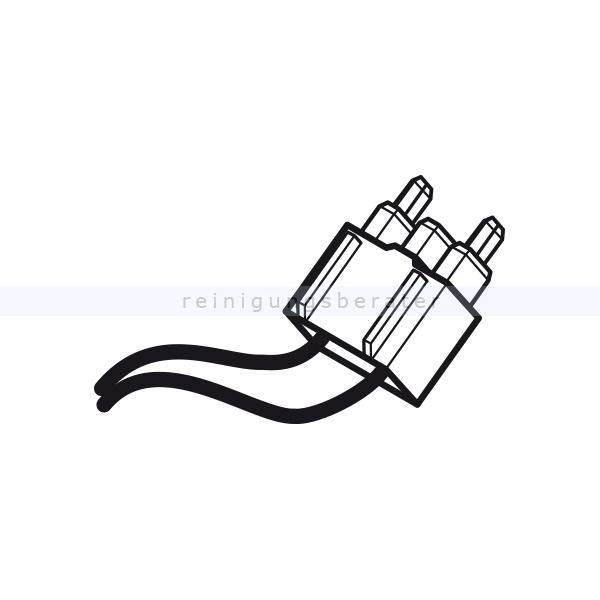 Sebo 0876 ER Leitungssatz, Gelenk 2-polig passend für Sebo Dart 1, Dart 2 und Dart 3 0876ER