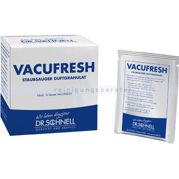 Lufterfrischer für Staubsauger Dr. Schnell Vacufresh