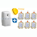 Lufterfrischer Kimberly Clark ENERGY 6x 300 ml