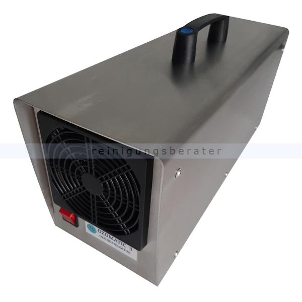 Lufterfrischer Ozomatic, reine Luft bis zu 700 Kubikmeter/h