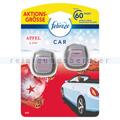Lufterfrischer P&G Febreze Car Apfel & Zimt Duo-Pack