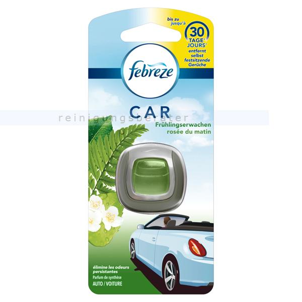 Lufterfrischer P&G Febreze Car Frühlingserwachen Clip 2 ml
