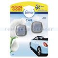 Lufterfrischer P&G Febreze Car reine Frische Duo-Pack