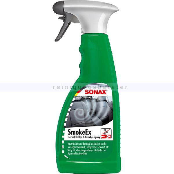 Lufterfrischer SONAX Smoke Ex Geruchskiller 500 ml