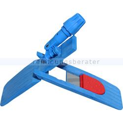 Magnet Klapphalter für Wischbezüge mit Taschen 50 cm