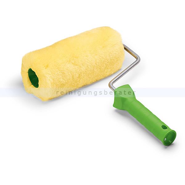 Malerzubehör Nölle Malerroller Lammfell 25 cm geeignet für glatte Untergründe im Innenbereich 701201 + 701603