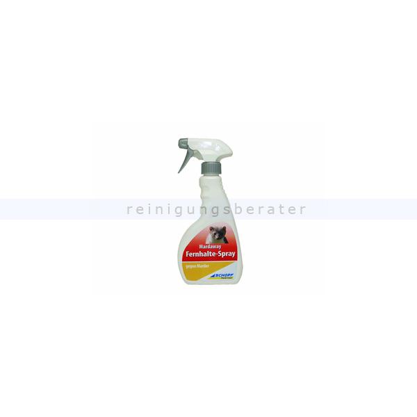Schopf Hygiene Marderschutz Schopf Marderstop Spray 500 ml Fernhaltespray gegen Marder 302300