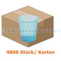 Medizinbecher Ampri 30 ml blau