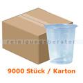 Medizinbecher Ampri 30 ml blau Karton