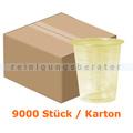 Medizinbecher Ampri 30 ml gelb Karton