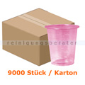Medizinbecher Ampri 30 ml rot Karton