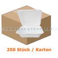 Menüschalen NatureStar BIO Lunchbox 225x200 mm 250 Stück