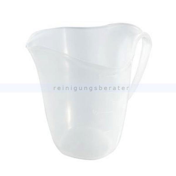Teko-plastic Bekaform Messbecher Bekaform Küchenkrug 1 L Messbecher 1 L mit Skala 20042801
