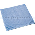 Microfaser Glastuch FILSAIN ® blau 33x33 cm