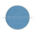 Microfaserpad Borstenpad blau 410 mm, 16 Zoll