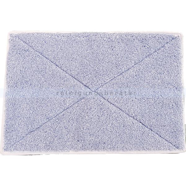 Microfaserpad Dr. Rauwald Blau Melange 335 x 485 mm zum Reinigen von Teppichbodenbelägen 9.506.501