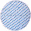 Microfaserpad Glit PolyPad blau-weiß 280 mm 11 Zoll