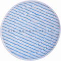 Microfaserpad Glit PolyPad blau-weiß 533 mm 21 Zoll