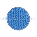 Microfaserpad Mopptex SANI Reinigungspad Rundpad blau