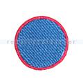 Microfaserpad Mopptex SANI Reinigungspad Rundpad rot