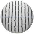 Microfaserpad Numatic 330 mm NuPad grau-weiß