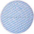 Microfaserpad PolyPad blau-weiß 203 mm 8 Zoll