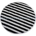 Microfaserpad schwarz Xtreme Brush Pad Hardi 410 mm 16 Zoll