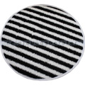 Microfaserpad schwarz Xtreme Brush Pad Hardi 430 mm 17 Zoll