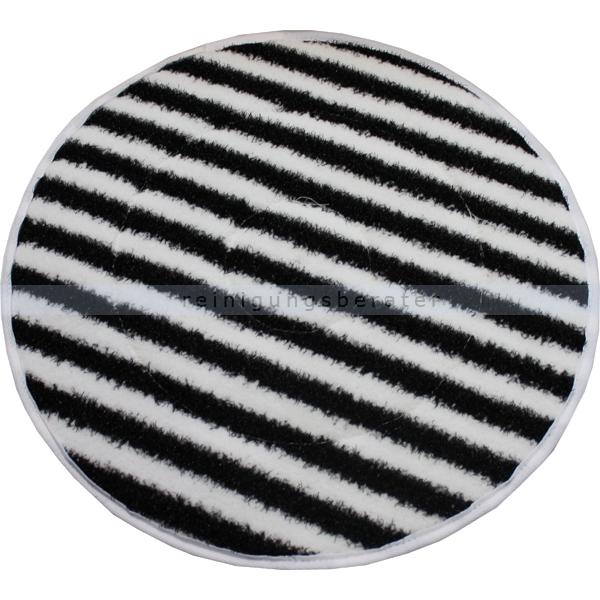 ReinigungsBerater Microfaserpad Xtreme Brush Pad 432 mm 17 Zoll mit Monofilament Borstenstreifen 02432054