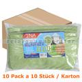 Microfasertuch Abena ENA Platin 32 x 32 cm grün Pack Karton