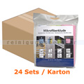 Microfasertuch Abena Multi Color Pack 30x35 cm Karton