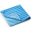 Microfasertuch Borstentuch Mega Clean blau 40x40 cm