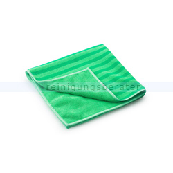 Microfasertuch Borstentuch Mega Clean grün 40x40 cm