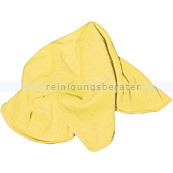 Microfasertuch light gelb ca. 40x40 cm