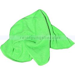 Microfasertuch light grün ca. 40x40 cm