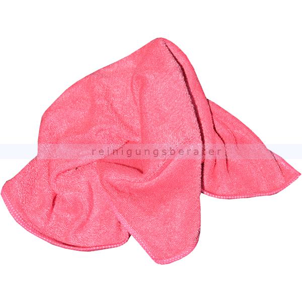 Microfasertuch light rosa ca. 40x40 cm