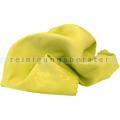Microfasertuch Mega Clean, Softtuch gelb 40x40 cm
