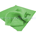 Microfasertuch Mega Clean, Softtuch grün 40x40 cm